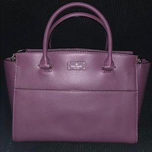 Kate Spade Handbag (Purple) - never used!